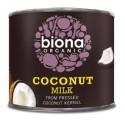 lapte cocos bio 200ml holistic